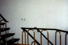 Ръчно изработен парапет от месинг 9021